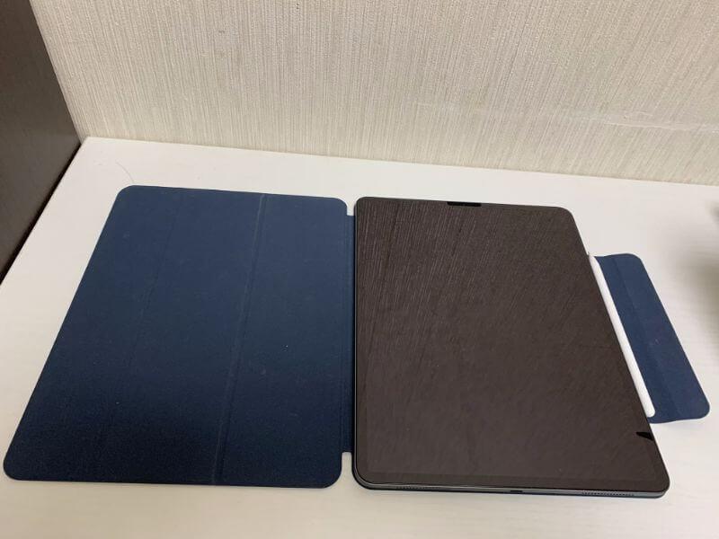 ESRのiPad Pro 2020用カバーをレビュー【純正並の非純正】